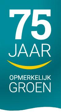 75 jaar opmerkelijk groen