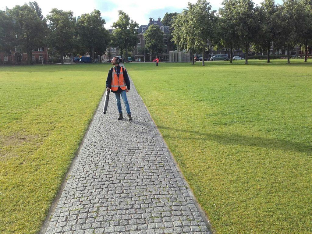 onkruidvrije bestrating Amsterdam