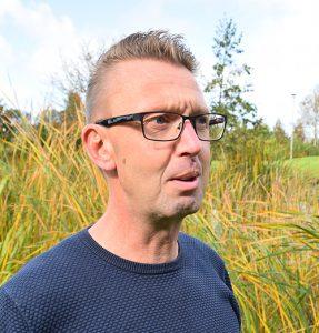 Projectleder Hoek René Bakker